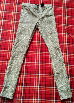Штаны под джинсы