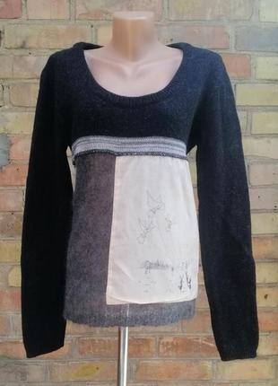 Свитер miu miu пуловер кофта шерсть