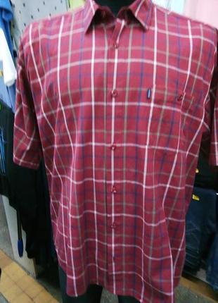 Рубашка муж. 5xl турция