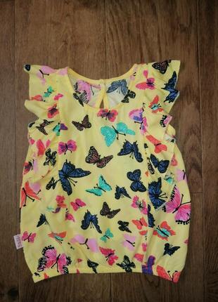 #розвантажуюсь блузка кофточка футболка gabbi 92см