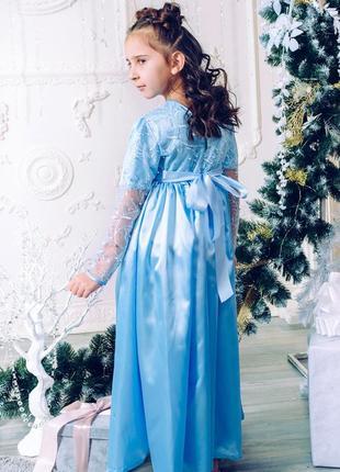 Платье нарядное ангелочек для девочки m0713 фото