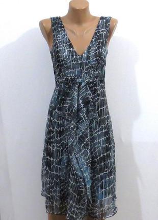 Роскошное платье от colours of the world sale стройнит размер: 44-s
