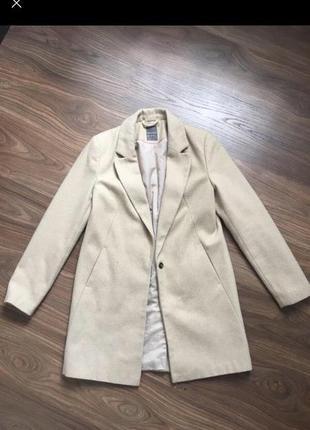Демисезонное пальто primark