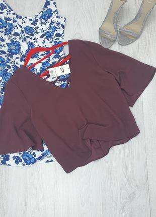 Блуза топ miss selfridge.