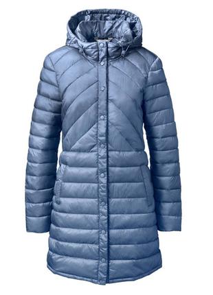 Мягусенькое стеганное пальто от tchibo (германия) 42 евро