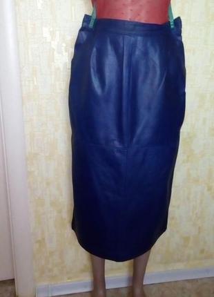 Эксклюзив! юбка из 100 % кожи/шикарная 100% кожаная юбка/кожаная юбка/юбка/платье/сарафан