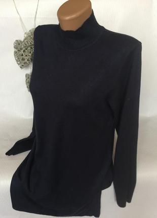 Легкий удлиненный свитер2 фото