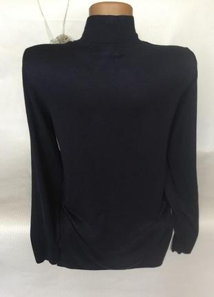 Легкий удлиненный свитер5 фото