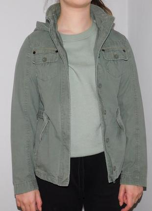Куртка ветровка benetton 10-11 лет (145-150 рост)