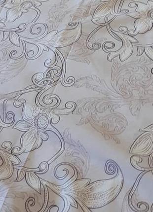 Двуспальный комплект постельного белья из бязи абстракция2 фото