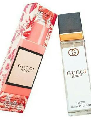 Мини парфюм, дорожная версия 40 мл gucci bloom
