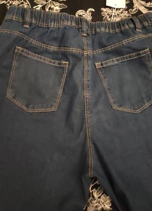 Sale джинсы большой размер с биркой 18 размер3 фото