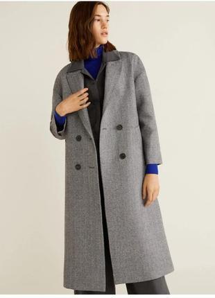 Нове пальто mango, s.