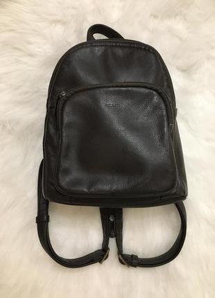 Кожаный рюкзак, шкіряний рюкзак