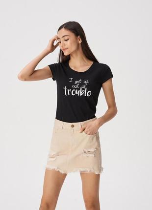 Женская футболка 1066н