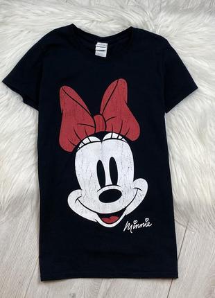 Хлопковая футболка disney