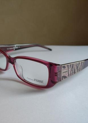 Фирменная оправа под линзы,очки женские оригинал g.ferre gf360