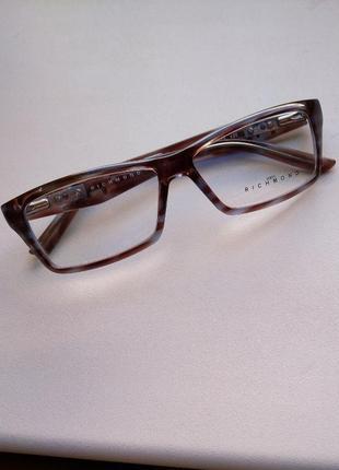 Фирменная новая оправа под линзы,очки richmond jr18304 оригинал италия