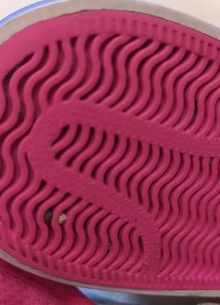 Высокие кроссовки adidas оригинал р 26.5 стелька 17 см8 фото