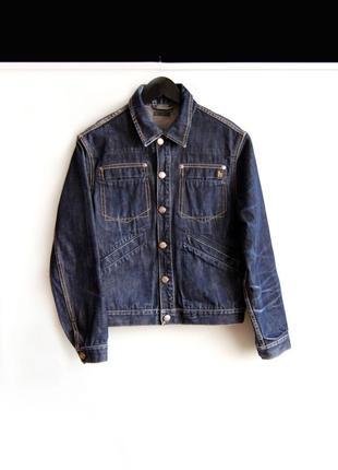 Джинсовая куртка nigel hall