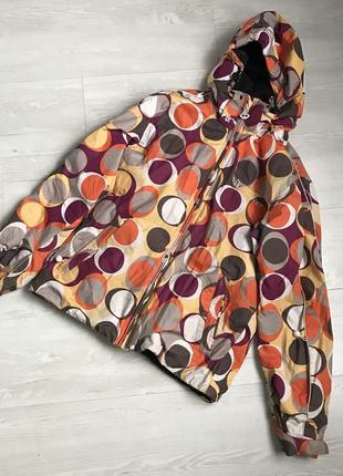 Оригинальна тепла курточка