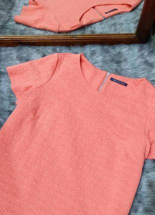 Sale блуза топ кофточка прямого кроя marks & spencer2 фото
