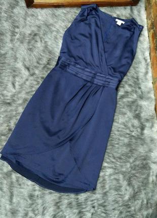 Sale платье с имитацией запаха h&m