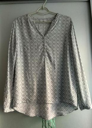 ❤️ натуральная блуза рубашка benotti