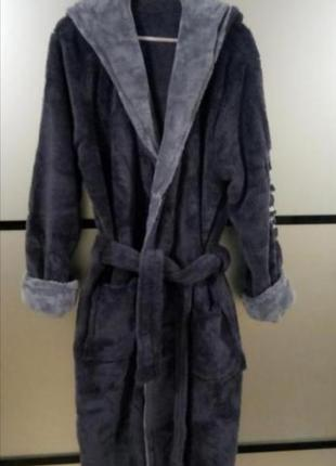 Мужской махровый халат,в наличии размеры, расцветки