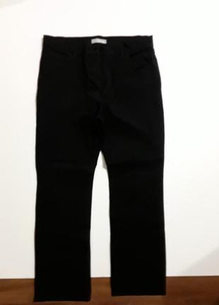 Фирменные легкие хлопковые брюки штаны