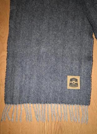 Шикарный теплый мягкий легкий шарф кашемир jeanslife 150х28см качество германия