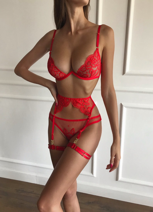 Сексуальный набор нижнего белья