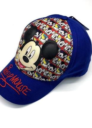 Кепка 3d mickey mouse 1351