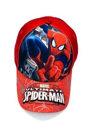 Кепка spidermean спайдермен 1354