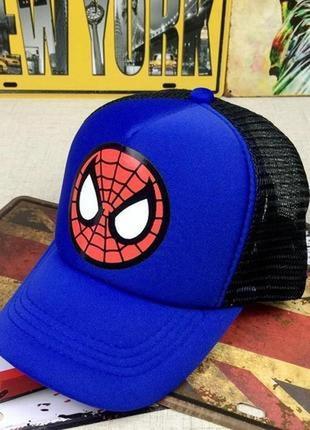 Кепка spidermean спайдермен 13169