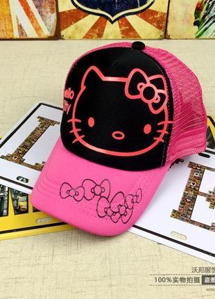Кепка hello kitty 1383