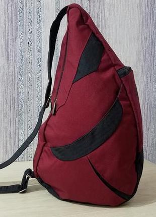 Ameribag healthy back bag шикарный рюкзак слинг. америка.