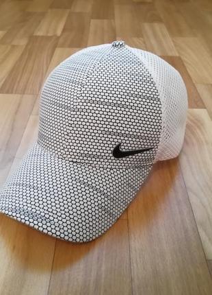 Стильная кепка бейсболка мужская nike