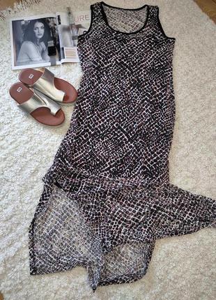 Шыкарное платье,сарафан в пол