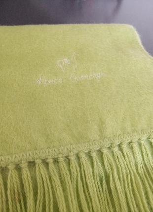 Alpaca camargo без бахромы 22*170