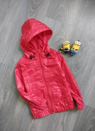 4-5л ветровка дождевик куртка
