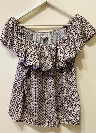 Блуза h&m p.m #1022 1+1=3🎁