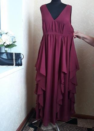 Шикарное платье bonprix collection