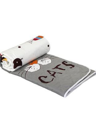 """Одеяло облегченное летнее """"my cat"""""""