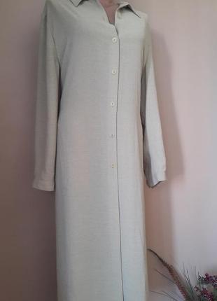 Платье рубашка макси) пог 62 windsmoor