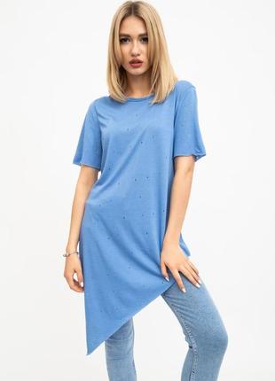 Sale sale sale футболка женская 131r116950 цвет голубой