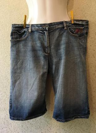Чудесные женские джинсовые шорты