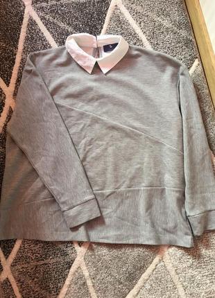 Свитер блузка