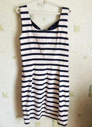 Летнее платье 150 грн (m-l)