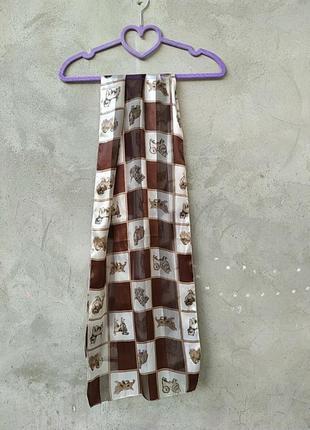 Шикарний корейський шарф за копійки налітай